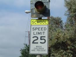 Speeding in a School Zone Raleigh Wake County